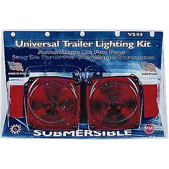 """Peterson V544 Trailer Light Kit / Over 80"""""""