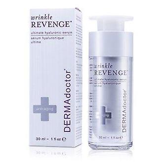Wrinkle Revenge Ultimate Hyaluronic Serum 30ml or 1oz