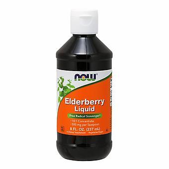 Nyt Foods Elderberry Liquid, 8 oz