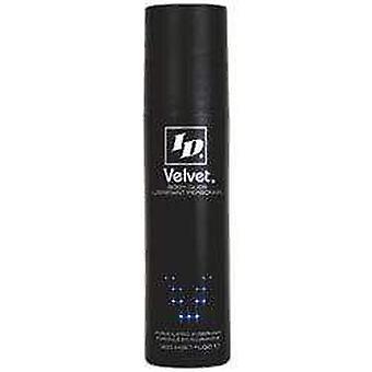 Id velvet silicone lubricant 200 ml / 6.76 fl oz tcp82440