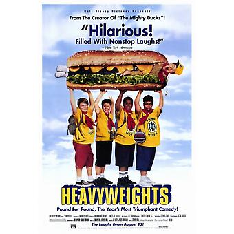 Heavyweights Movie Poster Print (27 x 40)