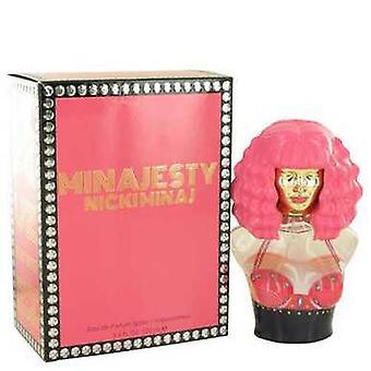 Minajesty By Nicki Minaj Eau De Parfum Spray 3.4 Oz (women) V728-501936