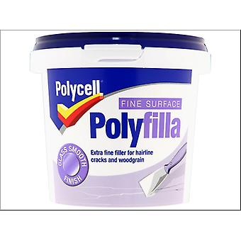 Polycell Fine Surface Fill 500g Tub