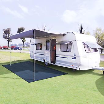Tent carpet 250 x 600 cm Blue