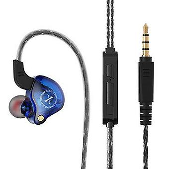 Bakeey X2 3.5mm Jack Earphone Super Bass Stereo Headset
