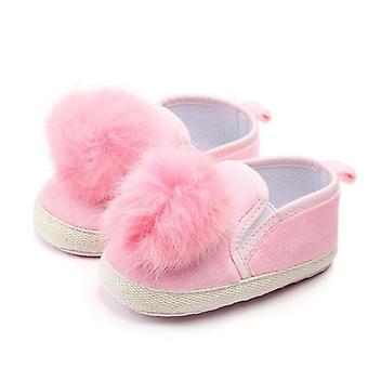 Vauvansänky Kengät Vastasyntyneet Vauvan kengät Pehmeä PohjaLlinen Prewalker Slip Lenkkarit