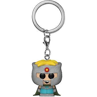 South Park Professor Chaos Pocket Pop! Keychain