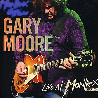 Gary Moore - Live at Montreux 2010 [CD] USA import