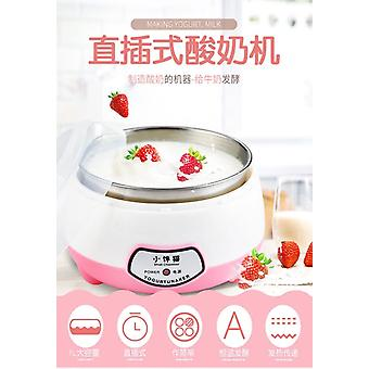 Automatic Fruit Ice Cream Machine - Yoghurt Dessert Maker