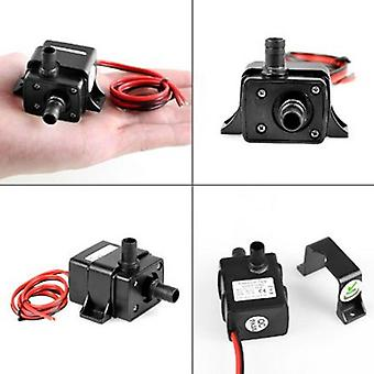 Ultra Quiet Brushless Motor Submersible Pool Water Pump Solar High (12v)