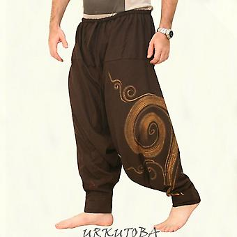 Fashion Men's Hip Hop Baggy Harem Pants Yoga Festival Hippie Trousers