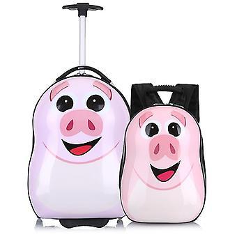Child Suitcase For Travel Luggage