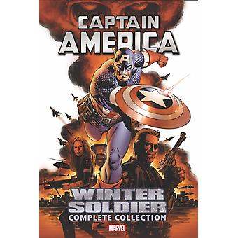 Captain America Winter Soldier  The Complete Collection by Brubaker & Ed