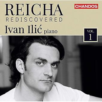 Reicha / Ilic - Reicha Rediscovered 1 [CD] USA import