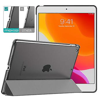 Moko case fit new ipad 7th generation/ipad 10.2 2019 case - slim lightweight smart shell stand cover