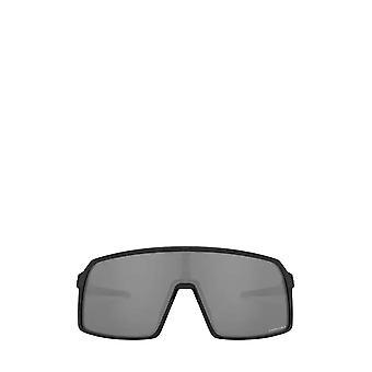 Oakley OO9406 polished black unisex sunglasses