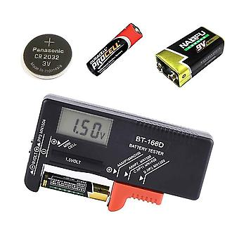 Bt168d Digital Battery Capacity Tester