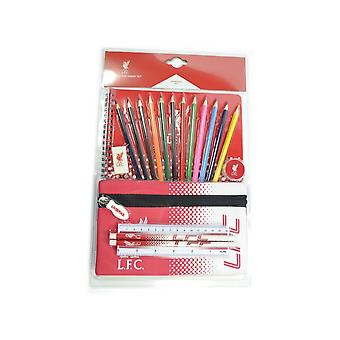 Liverpool FC Fade Stationery Set (Pack of 19)