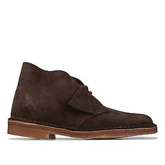 Women's Clarks Originals Desert boot in Brown