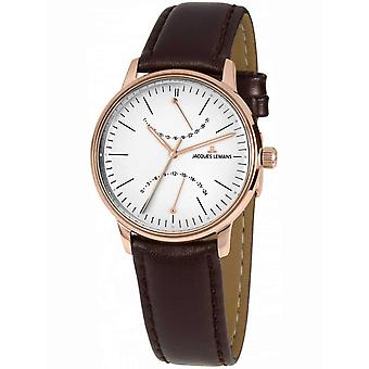 Mens Se Jacques Lemans N-218D, Kvarts, 40mm, 5ATM