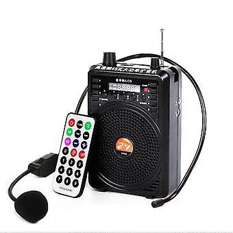 Bluetooth bærbar høyttaler stemmeforsterker, høyttaler