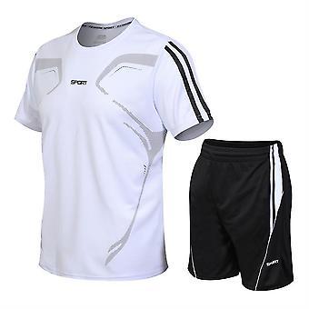 Running T Shirt Sport T-shirt, Short Sleeve Football Basketball Tennis Shirt