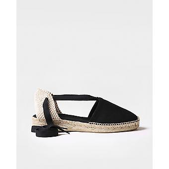 GRECIA - Vegan espadrille for woman by Toni Pons made of cotton fabric.