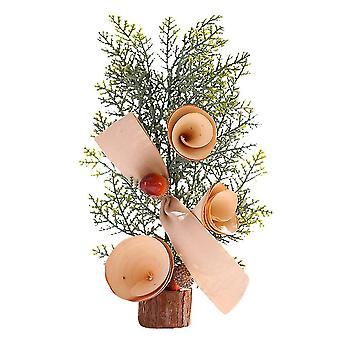 Christmas Decorations High-end 25cm Mini Christmas Tree Decoration Desktop