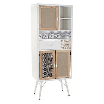 Armoire Dekodonia Metal Fir MDF Wood (60 x 35 x 174 cm)