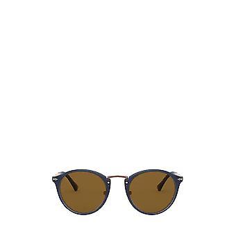 Persol PO3248S cobalto & bronze unisex sunglasses