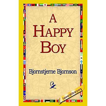 A Happy Boy by Bjornstjerne Bjornson - 9781421815169 Book