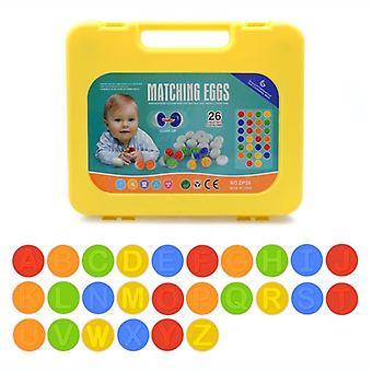 Vauva Montessori Koulutus Muna Puzzle Peli