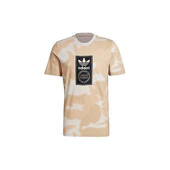 Adidas Camo Aop Tongue GN1864 universell hele året menn t-skjorte