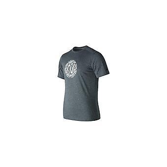 New Balance Heather Tech MT71091SCR running men t-shirt