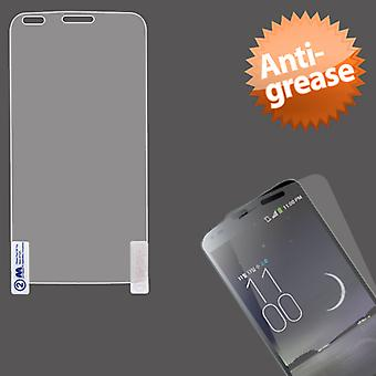 MYBAT Anti-grease LCD Screen Protector for LS995 (G Flex),D950 (G Flex) - Clear