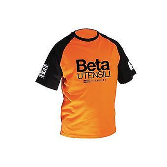 Beta 095720704 9572 MB/X/L X / stora Beta-mars F1 Vintage T-shirt 100% bomull