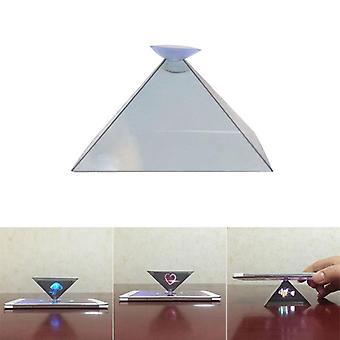 3d hologram piramide display projector videostandaard houder universeel voor smart