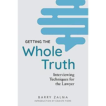 Barry Zalman koko totuuden saaminen