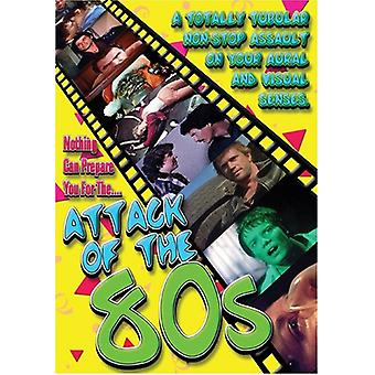 Attack of the 80's [DVD] USA import