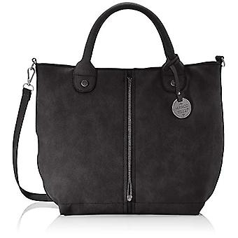 MARCO TOZZI 2-2-61027-24 - Women's wristbag, 14 x 30 x 40 cm, Black (Black)), 14x30x40 cm (B x H x T)