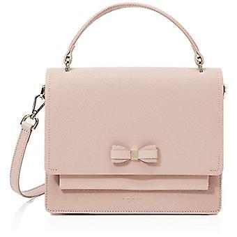 Ted Baker LONDON AAIDAH, Women's Top Handle Bag, Dark Pink, One Size