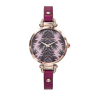 Christian Lacroix Analog Watch Quartz Woman with Leather Strap CLWE63