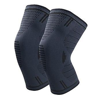 保護膝パッド滑り止め膝ブレース圧縮膝サポートスポーツのためのジョイント保護