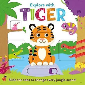 Explore with Tiger Peekaboo Sliders