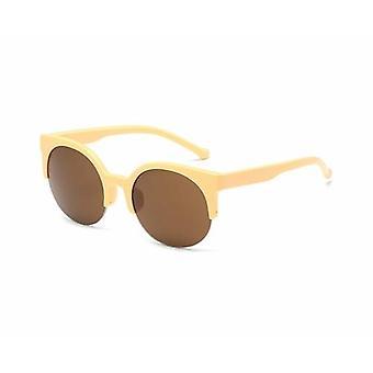 Thick Browline Sunglasses