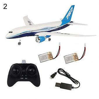 Diy Epp Uzaktan Kumandalı Uçak Rc Drone, Sabit Kanat, Gyro Uçak Kiti Oyuncak,