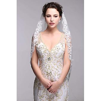 الحجاب الزفاف، الحجاب الزفاف القصير