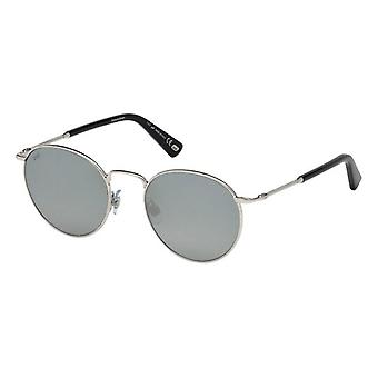 Solglasögon för män WEBBGLASÖGON WE0234-16C Grått Silver (ø 51 mm)