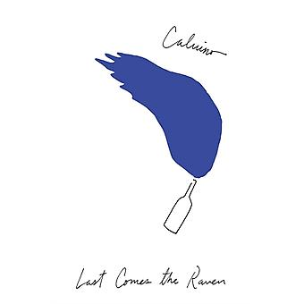Last Comes the Raven And Other Stories door Italo Calvino & Vertaald door Mevrouw Ann Goldstein