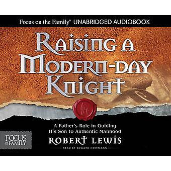 Raising A ModernDay Knight CD av Rober Edwardlewis Herrmann